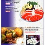 Sukiyaki, Takoyaki
